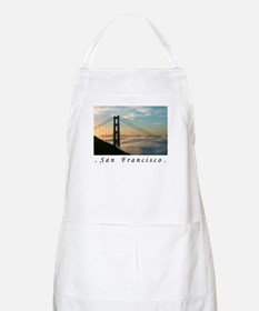 San Francisco Airbrushed Gifts  BBQ Apron