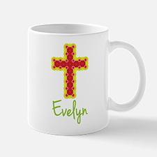 Evelyn Bubble Cross Mug
