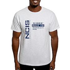 NCIS Gibbs' Rule #51 T-Shirt