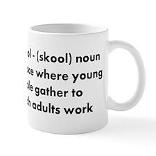School Mug
