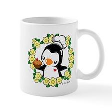 Pretty Penguin (2) Mug