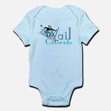 Unique Colorado design Infant Bodysuit