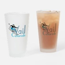 Unique Vail colorado Drinking Glass