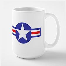 Air Force Star and Bars Mug