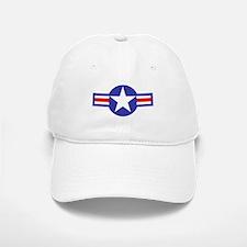 Air Force Star and Bars Baseball Baseball Cap