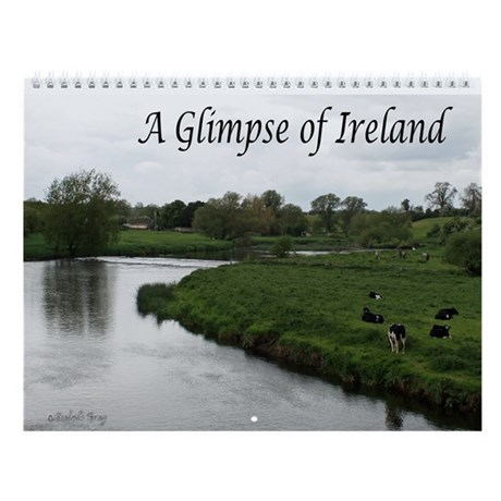 A Glimpse of Ireland Wall Calendar
