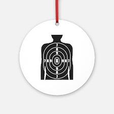 target2 Ornament (Round)