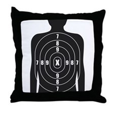 target2 Throw Pillow