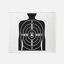 target2 Throw Blanket
