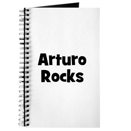 Arturo Rocks Journal