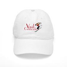 Funny Vail colorado Baseball Cap