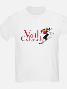 Funny Vail colorado T-Shirt