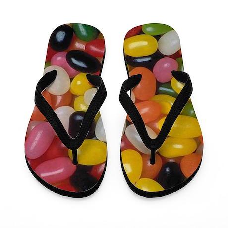Jelly Bean Flip Flops