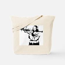 Mona Lisa RPG Tote Bag