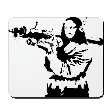 Mona Lisa RPG Mousepad