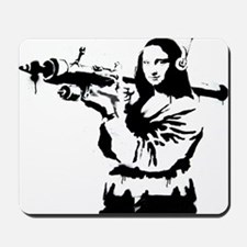 Mona Lisa RPG Mousepad