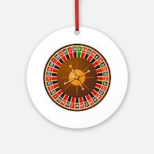 Roulette Ornament (Round)