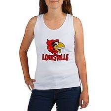 Louisville cardinals Women's Tank Top