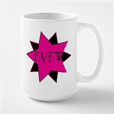 Evey Glam Rock Large Mug