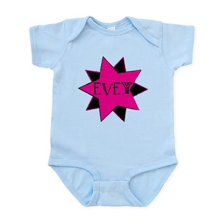 Evey Glam Rock Infant Bodysuit