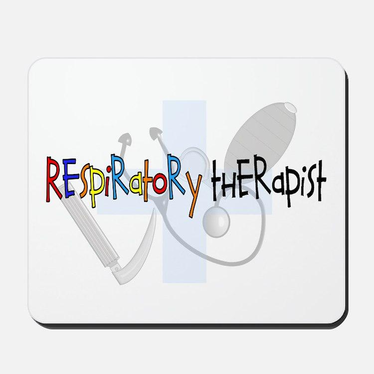 Respiratory Therapists XX Mousepad