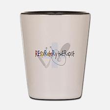 Respiratory Therapists XX Shot Glass