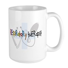 Respiratory Therapists XX Mug