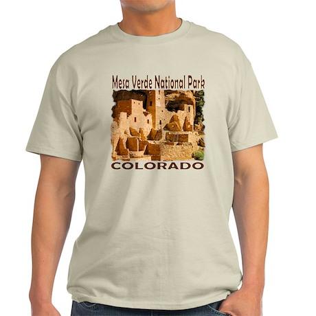 Mesa Verde National Park Light T-Shirt