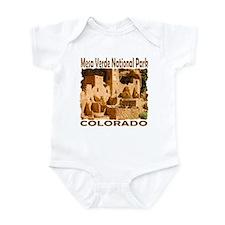 Mesa Verde National Park Infant Bodysuit