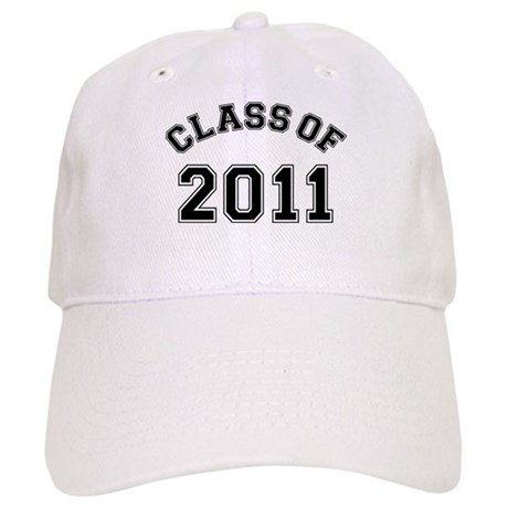 Class of 2011 Cap