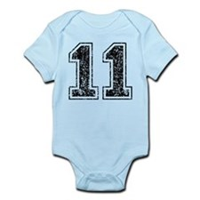 Retro 11 Infant Bodysuit