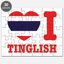 Heart (Love) I Tinglish Puzzle