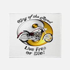 Victory Kingpin Throw Blanket