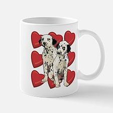 Dalmatian Puppy Love Mug