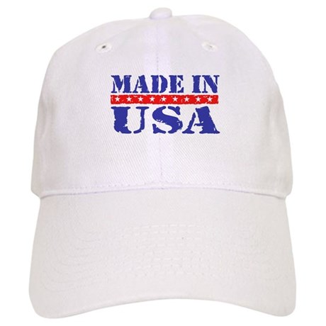 made in usa baseball cap by wethetees