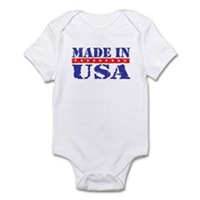 Made in USA Infant Bodysuit