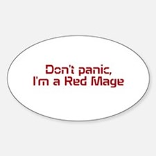 Red Mage Decal