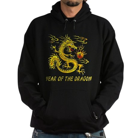 Year Of The Dragon Hoodie (dark)