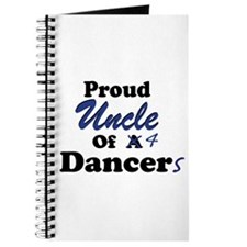 Uncle of 4 Dancers Journal
