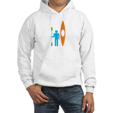 American Kayak Hooded Sweatshirt