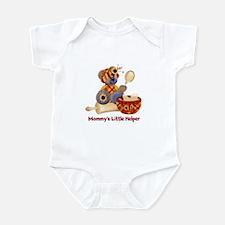 Customizable Cooking Helper Infant Bodysuit
