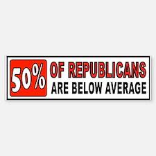 Cute Liberal shop Sticker (Bumper)