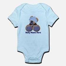 Customizable Boy Bear Onesie