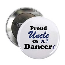 Uncle of 3 Dancers Button