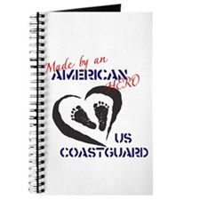 Made by American Hero - Coast Guard Journal