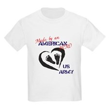 Made by American Hero - Army T-Shirt