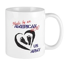 Made by American Hero - Army Mug