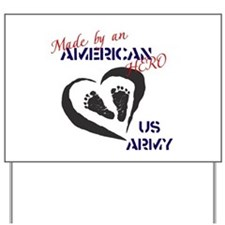 Made by American Hero - Army Yard Sign