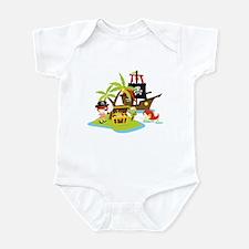 Pirate Adventure Infant Bodysuit