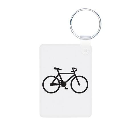 Klaar Bike Gear Aluminum Photo Keychain
